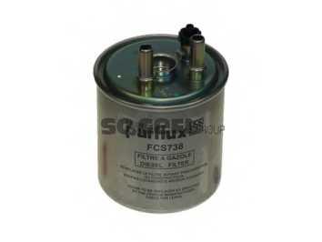 Фильтр топливный PURFLUX FCS738 - изображение