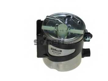 Фильтр топливный PURFLUX FCS740 - изображение