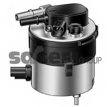 Фильтр топливный PURFLUX FCS746 - изображение 1