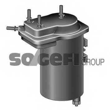 Фильтр топливный PURFLUX FCS748 - изображение 1