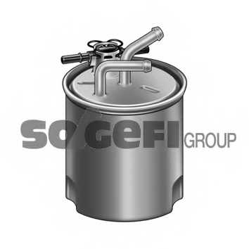 Фильтр топливный PURFLUX FCS758 - изображение 1
