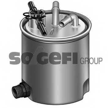 Фильтр топливный PURFLUX FCS863 - изображение 1