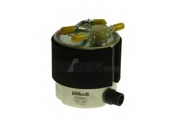 Фильтр топливный PURFLUX FCS863 - изображение