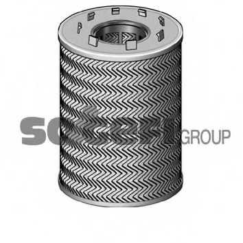 Фильтр масляный PURFLUX L237 - изображение 1
