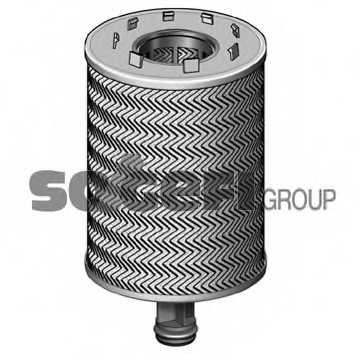 Фильтр масляный PURFLUX L267D - изображение 1