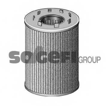 Фильтр масляный PURFLUX L314 - изображение 1