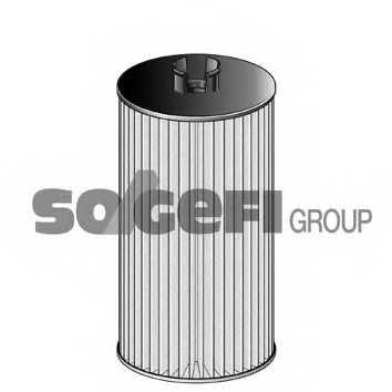 Фильтр масляный PURFLUX L317 - изображение 1