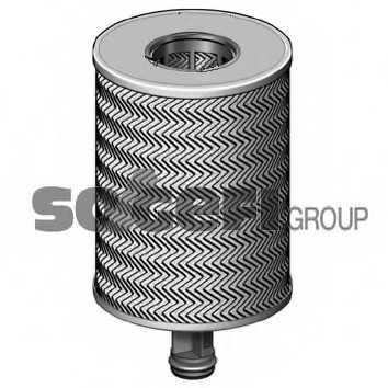 Фильтр масляный PURFLUX L319 - изображение 1