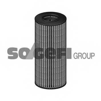 Фильтр масляный PURFLUX L393 - изображение 1
