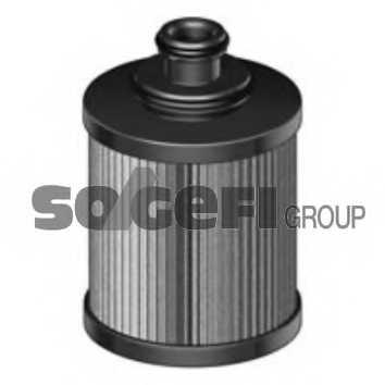 Фильтр масляный PURFLUX L400 - изображение 1