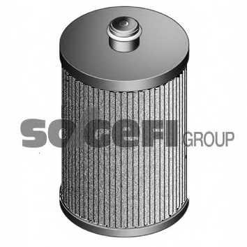 Фильтр масляный PURFLUX L417 - изображение 1