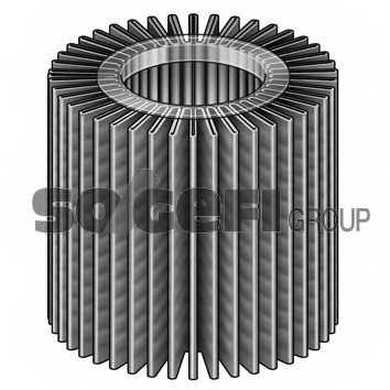 Фильтр масляный PURFLUX L435 - изображение 1