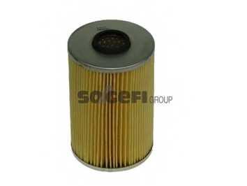 Фильтр масляный PURFLUX L472 - изображение
