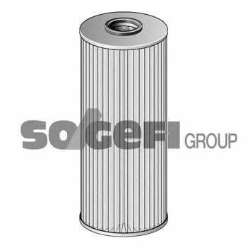Фильтр масляный PURFLUX L496 - изображение 1