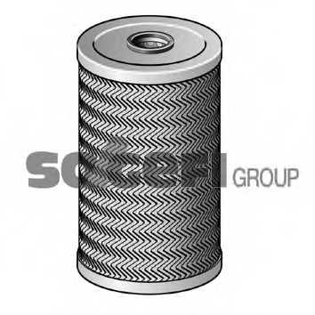 Фильтр масляный PURFLUX L857 - изображение 1