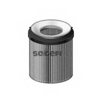 Фильтр масляный PURFLUX L993 - изображение 1