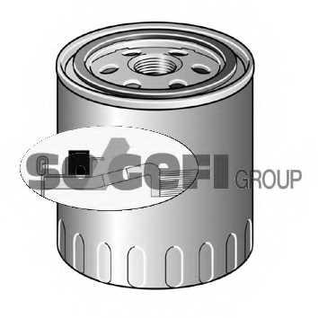 Фильтр масляный PURFLUX LS357 - изображение 1