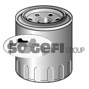 Фильтр масляный PURFLUX LS489A - изображение 1