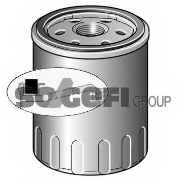 Фильтр масляный PURFLUX LS743 - изображение 1
