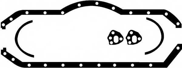 Комплект прокладок маслянного поддона REINZ 10-12413-02 - изображение