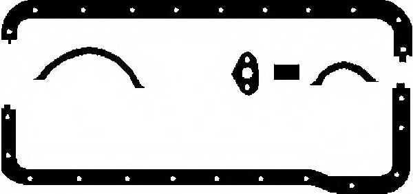 Комплект прокладок маслянного поддона REINZ 10-12831-01 - изображение