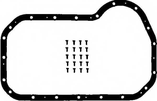 Комплект прокладок маслянного поддона REINZ 10-33138-01 - изображение