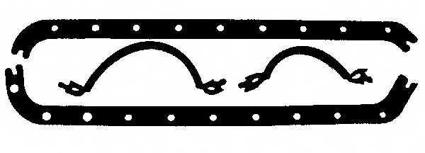 Комплект прокладок маслянного поддона REINZ 10-33914-02 - изображение