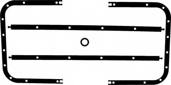 Комплект прокладок маслянного поддона REINZ 10-35993-01 - изображение