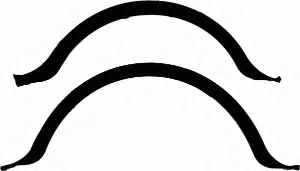 Комплект прокладок маслянного поддона REINZ 10-53492-01 - изображение