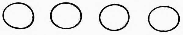 Комплект прокладок впускного коллектора REINZ 11-34434-01 - изображение