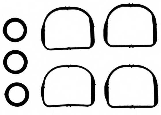 Комплект прокладок впускного коллектора REINZ 11-37282-01 - изображение
