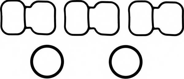 Комплект прокладок впускного коллектора REINZ 11-41051-01 - изображение
