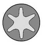 Комплект болтов головки цилидра REINZ 14-32077-01 - изображение