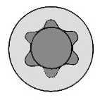 Комплект болтов головки цилидра REINZ 14-32109-02 - изображение