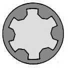 Комплект болтов головки цилидра REINZ 14-32166-03 - изображение