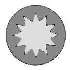 Комплект болтов головки цилидра REINZ 14-32174-01 - изображение