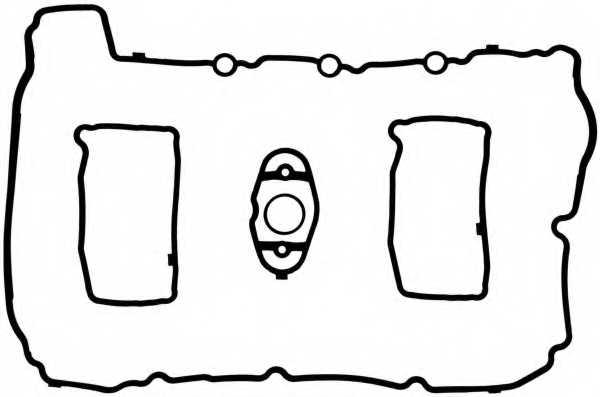 Комплект прокладок крышки головки цилиндра REINZ 15-10027-01 - изображение