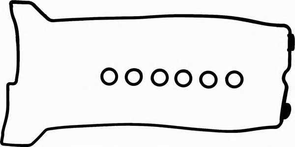Комплект прокладок крышки головки цилиндра REINZ 15-28607-01 - изображение