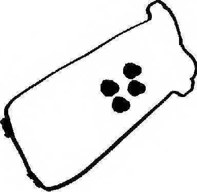 Комплект прокладок крышки головки цилиндра REINZ 15-28653-01 - изображение