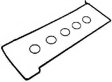 Комплект прокладок крышки головки цилиндра REINZ 15-31643-01 - изображение