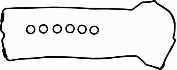 Комплект прокладок крышки головки цилиндра REINZ 15-31759-01 - изображение