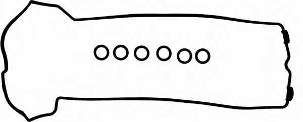 Комплект прокладок крышки головки цилиндра REINZ 15-31761-01 - изображение