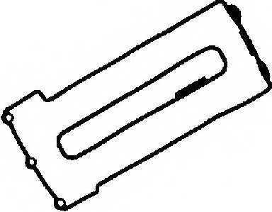 Комплект прокладок крышки головки цилиндра REINZ 15-31821-01 - изображение