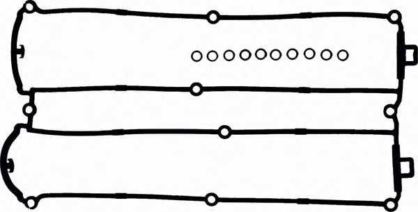 Комплект прокладок крышки головки цилиндра REINZ 15-33036-01 - изображение