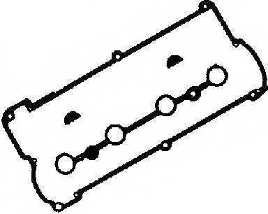 Комплект прокладок крышки головки цилиндра REINZ 15-33384-01 - изображение