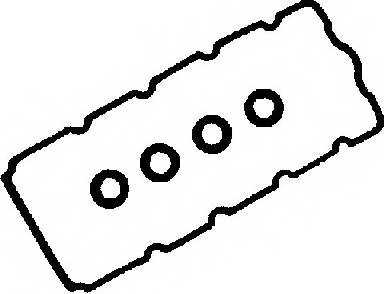Комплект прокладок крышки головки цилиндра REINZ 15-34787-01 - изображение
