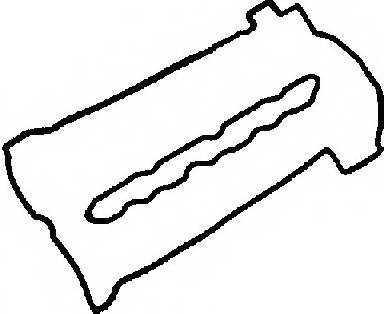 Комплект прокладок крышки головки цилиндра REINZ 15-35008-01 - изображение
