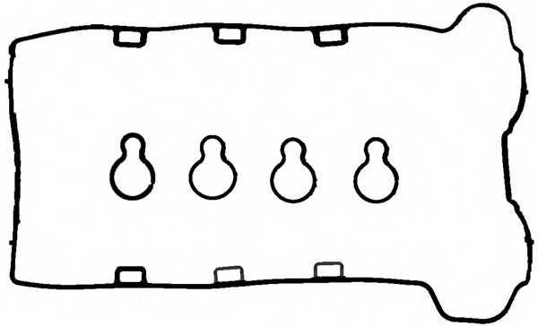 Комплект прокладок крышки головки цилиндра REINZ 15-36236-01 - изображение