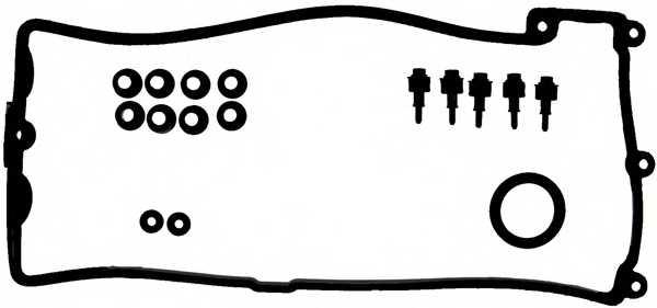 Комплект прокладок крышки головки цилиндра REINZ 15-37332-01 - изображение