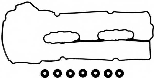 Комплект прокладок крышки головки цилиндра REINZ 15-37858-01 - изображение